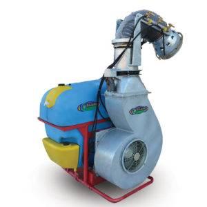 سمپاش 800 لیتری توربولاینر توربین زراعی