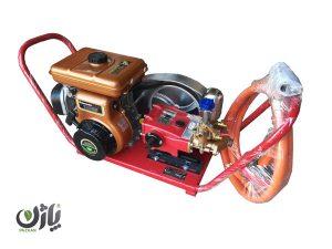 انواع سمپاش موتوری فرغونی   بنزینی و برقی   کاربردهای آن