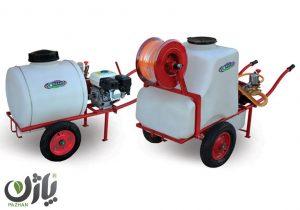 انواع سمپاش موتوری فرغونی | بنزینی و برقی | کاربردهای آن